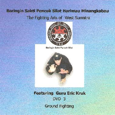DVD 3 - Baringin Sakti Harimau Ground Fighting
